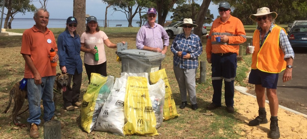 Clean Up Peel Waterways Coodanup